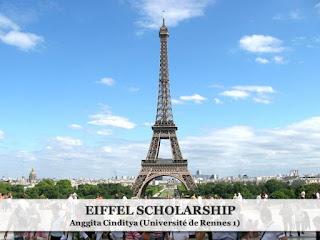 منح دراسية مقدمة من الحكومة الفرنسية Eiffel  ممولة بالكامل