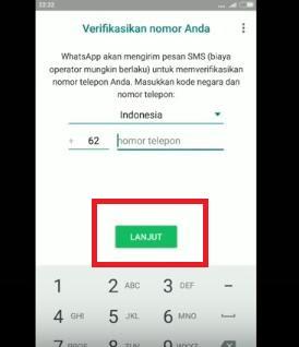 cara memindah whatsapp ke hp lain tapi kartu hilan