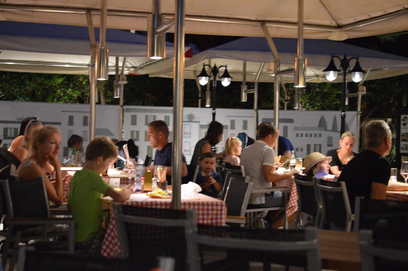 Pirates Village Santa Ponsa | Jet 2 Holidays Review  - Blockhouse steak restaurant terrace