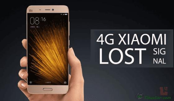 Sinyal 4G Hilang di HP Xiaomi, Begini Cara Mengatasinya !