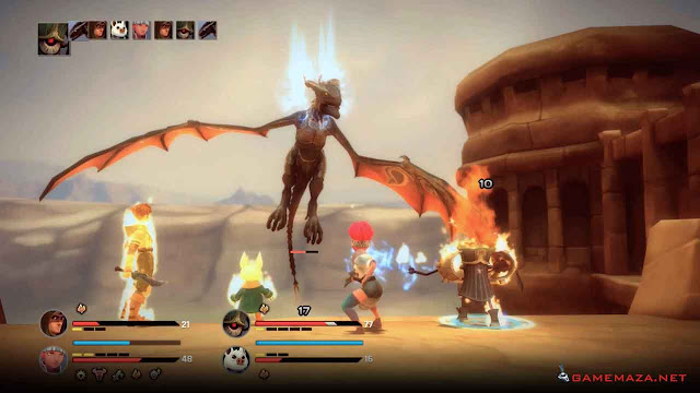 Earthlock Festival of Magic Gameplay Screenshot 3
