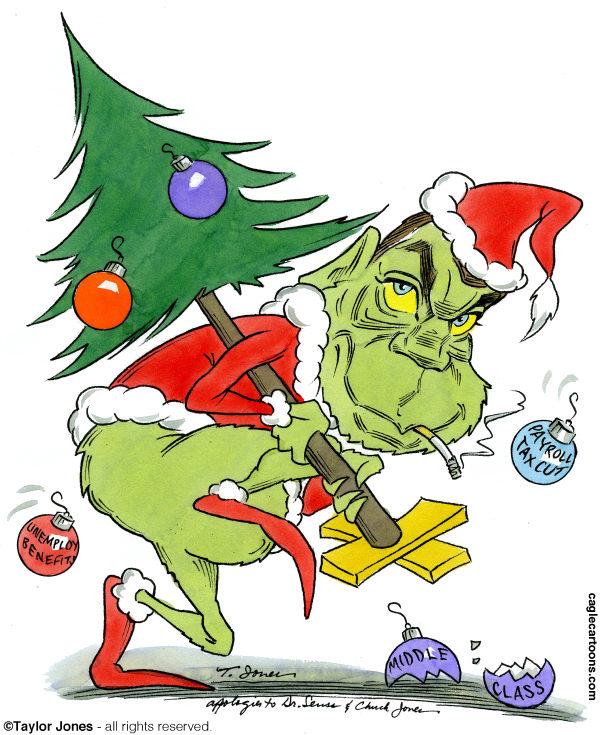 Les Tours De Laliberté: Caricature Boehner Le Grincheux