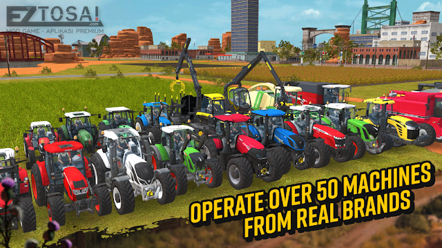 Game Gratis Farming Simulator 18 Mod Apk