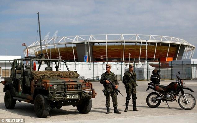 Rio Olympics: US Spies