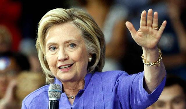 हिलेरी ने रचा इतिहास, पहली महिला राष्ट्रपति उम्मीदवार