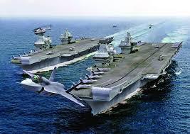 5 مدمرات امريكية وطرادات حاملة طائرات تحمل 90 طائرة حربية تتجه الي سوريا