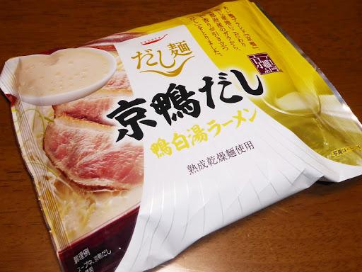 【国分グループ本社株式会社】tabete だし麺 京鴨だし 鴨白湯ラーメン