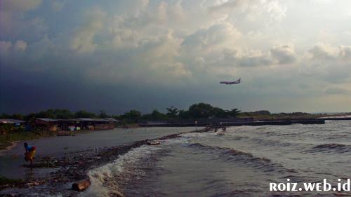 Pantai maron, Pantai tersembunyi dekat bandara Semarang