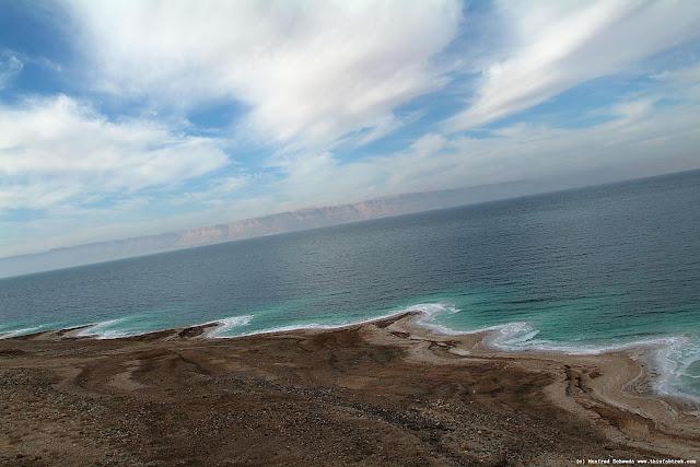 The Dead Sea – Jordan and Israel
