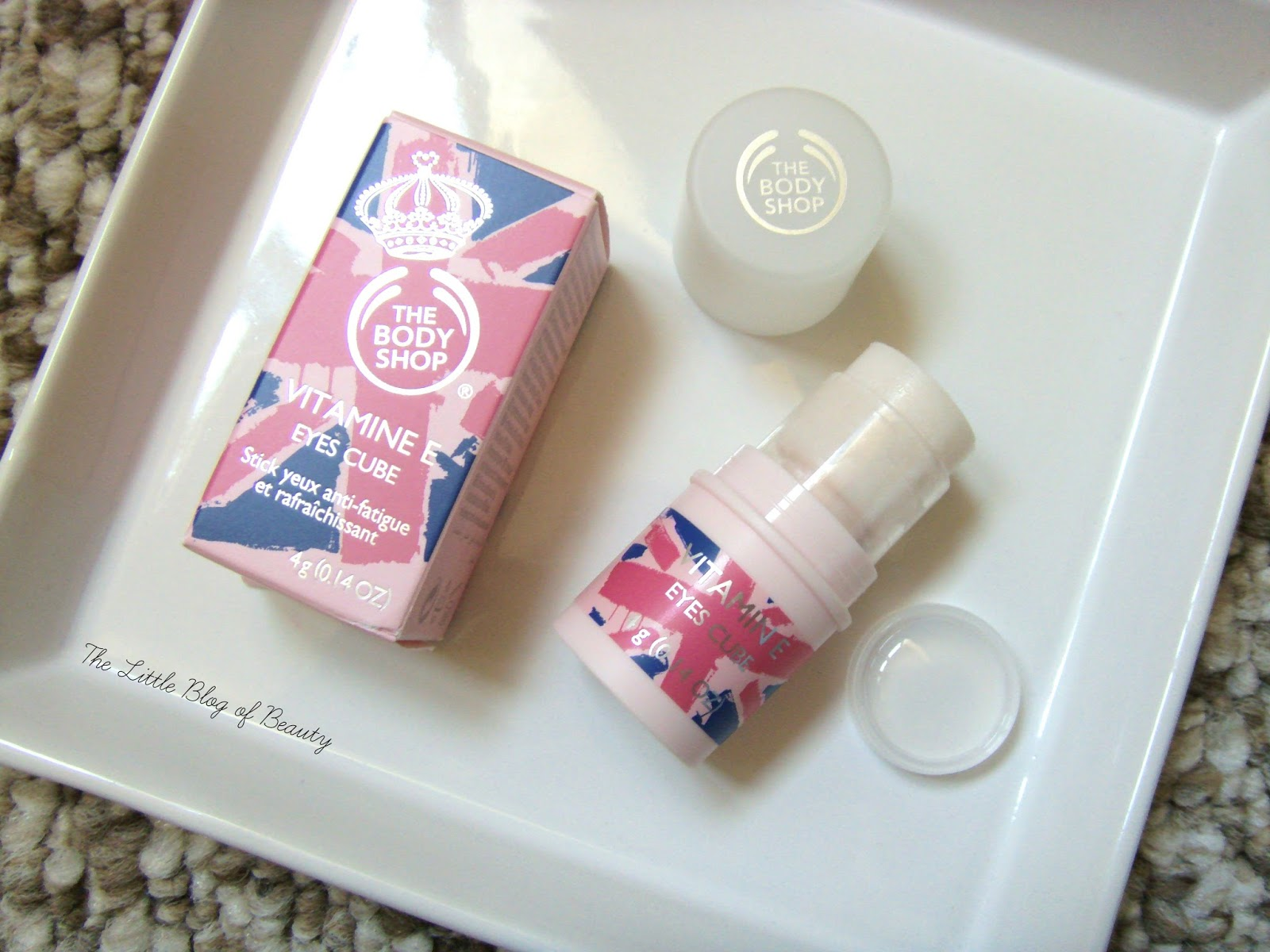 The Body Shop Limited edition Mothers day Vitamin E products