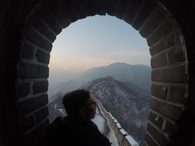 great wall winter