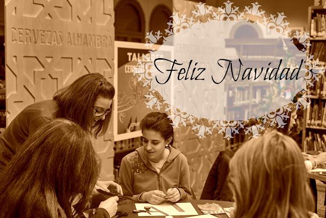 Scrapbook Granada, Navidad Alhambra, scrap, christmas, Violín Cantarín, Violeta Lopez