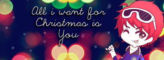 Merry Christmas Facebook Cover Banner For BoyFriend
