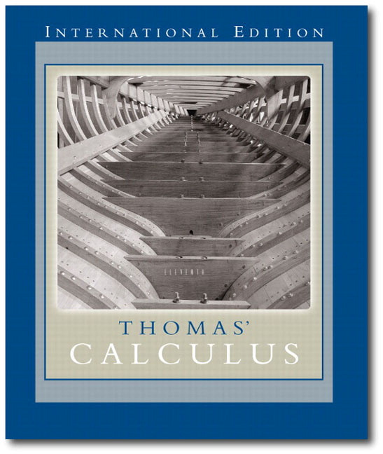 Thomas ,Calculus, 11th ,Edition , with ,manual, solution
