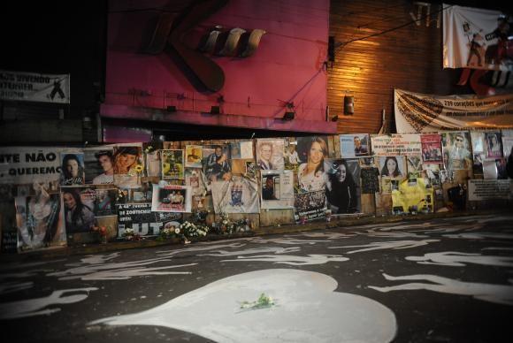 242 pessoas morreram no incêndio na casa noturna, que completa 5 anos dia 27 de janeiro / Fernando Frazão/Agência Brasil