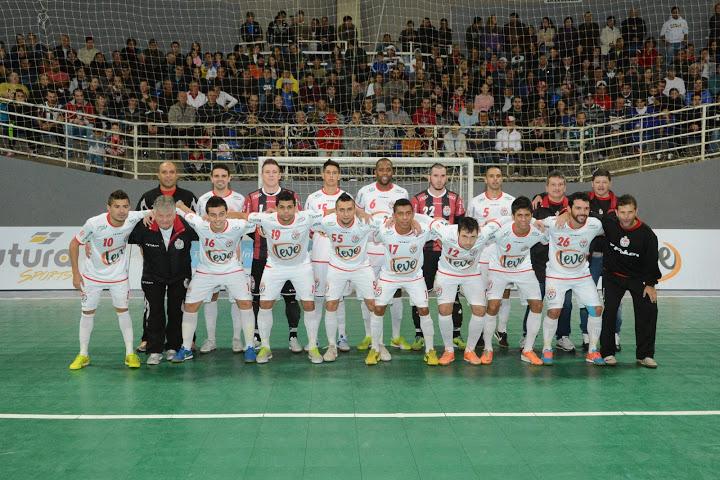 20c74296e3 Após uma pausa na Liga Nacional de Futsal (LNF)