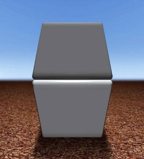 """TYWKIWDBI (""""Tai-Wiki-Widbee""""): Shades Of Gray Optical Illusion"""