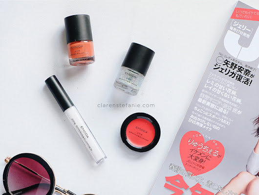 Claren Stefanie : Beauty, Lifestyle & Hobby Blog: JELLY x EMODA Spring Summer Collection 2016