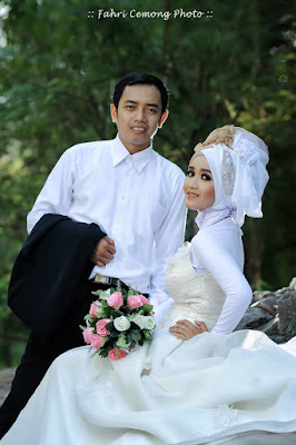 Pre Wedding Hijab Modern Terbaru Yang Unik