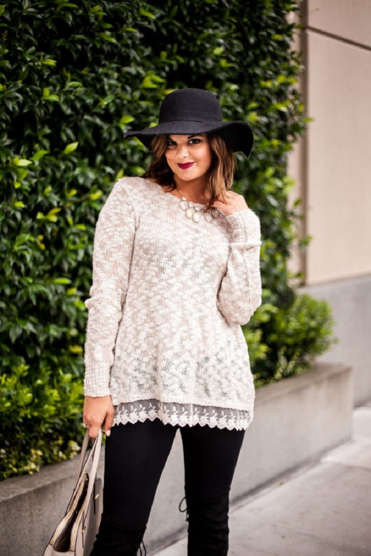 How to maintain comfort in your fall wardrobe - Style Miss Molly - Click through to find out what she and other bloggers have to say on this topic!
