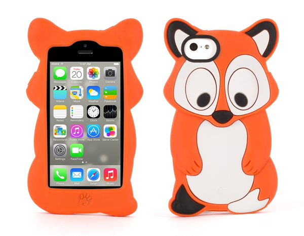 A fox iPhone case