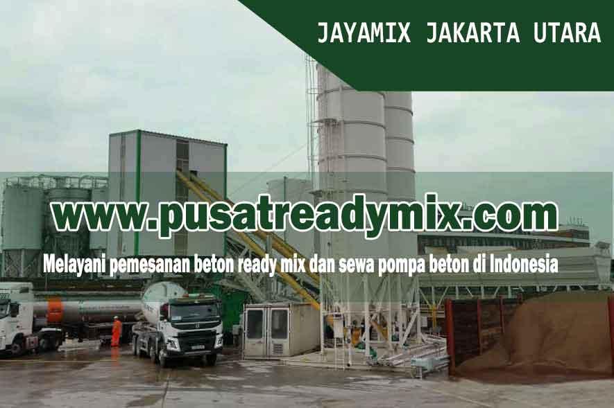 Harga Beton Jayamix Pademangan Jakarta Utara 2020