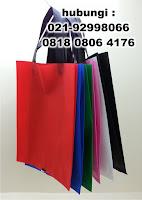 Eco bag / tas go green / tas spunbond / tas non woven