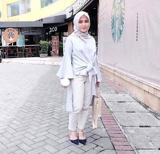 Baju Lebaran Remaja 2017 Model Terpopuler