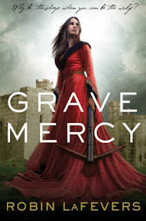 Grave Mercy by Robin LaFevers book review