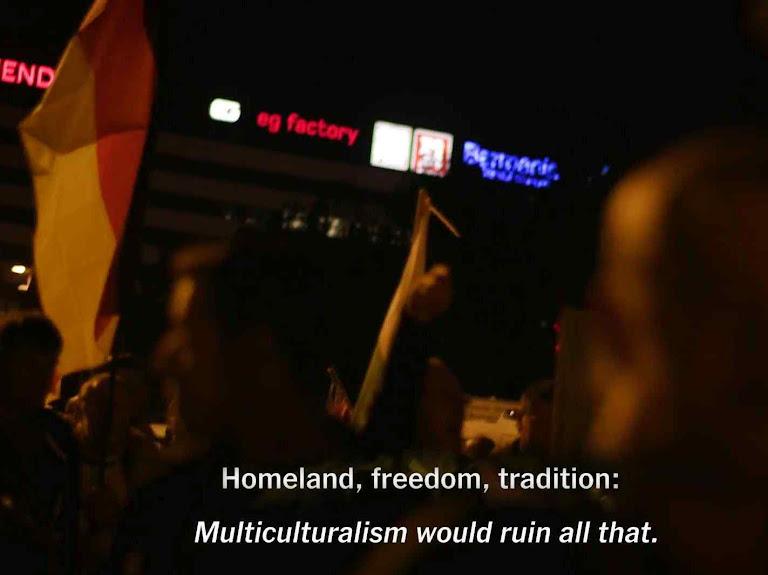 Pátria, liberdade, tradição: o multiculturalismo arruinará tudo isso