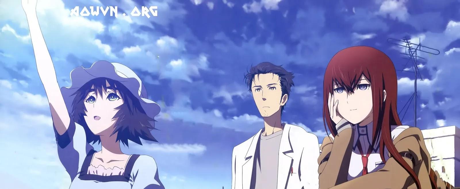 AowVN.org minz%2B%25281%2529 - [ Anime 3gp Mp4 ] Steins;Gate + Specials + Movie | Vietsub - Tuyệt Phẩm Cực Hay