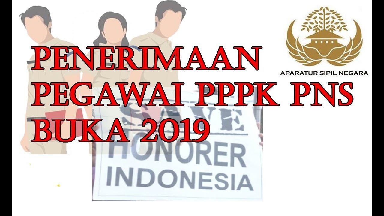 Formasi Pendaftaran Pppk: Pendaftaran Online PPPK Melalui Sscasn.bkn.go.id Bukan