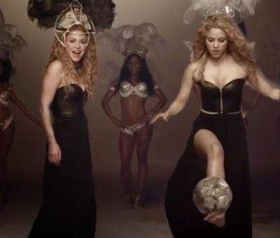 Shakira Debuta Video Musical
