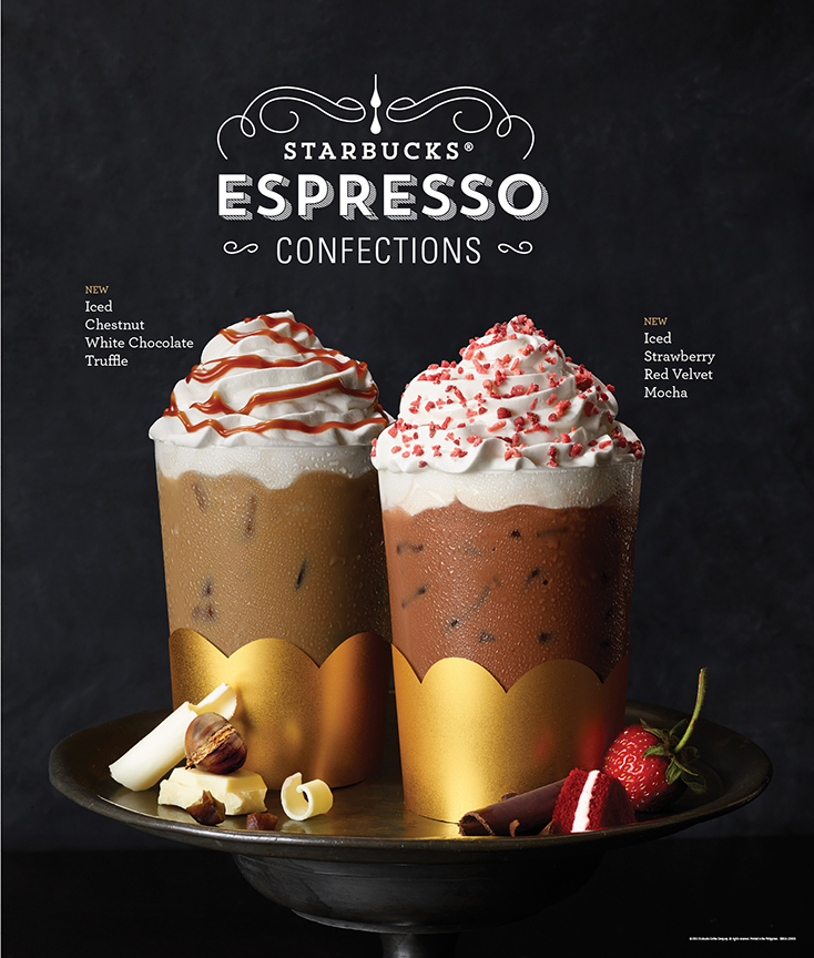 Starbucks Espresso Confections