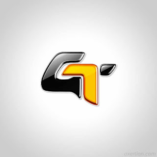 GameTheory Logo (Axertion) logo squad mobile legend hd polos