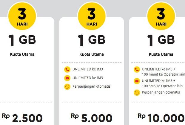 Cara Berhenti Paket Yellow Indosat : Tips dan Saran Terbaru 2019