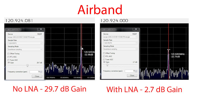 LNA, RTL-SDR, SDRSharp, ADSB, Weather Satellites, AIS, antenna, setup, testing, review, comparison, DIY, Homebrew,