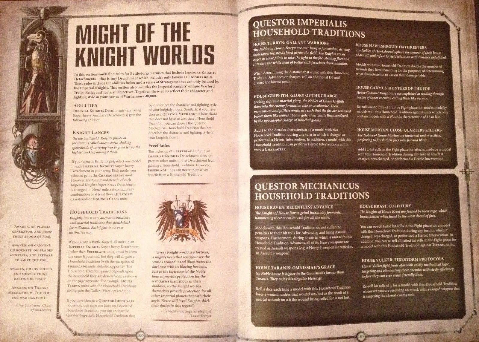 Crazy new Assassins rules breakdown: 40k 8th edition tactics