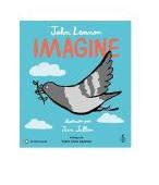 Videocuento del álbum infantil Imagine de John Lennon del blog http://www.auladeelena.com