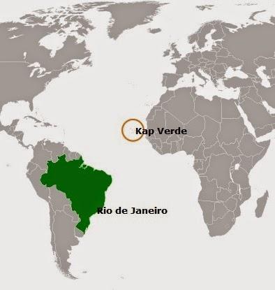 Mantan Merimatka Kap Verde