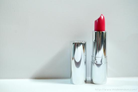 Luscious Cosmetics Super Moisturizing Lipstick in Haute Pink Luxola Lipstick