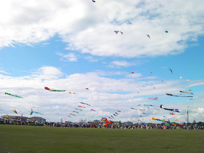 kite festival on southsea common