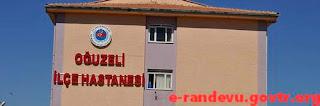 gaziantep oğuzeli ilçe devlet hastanesi