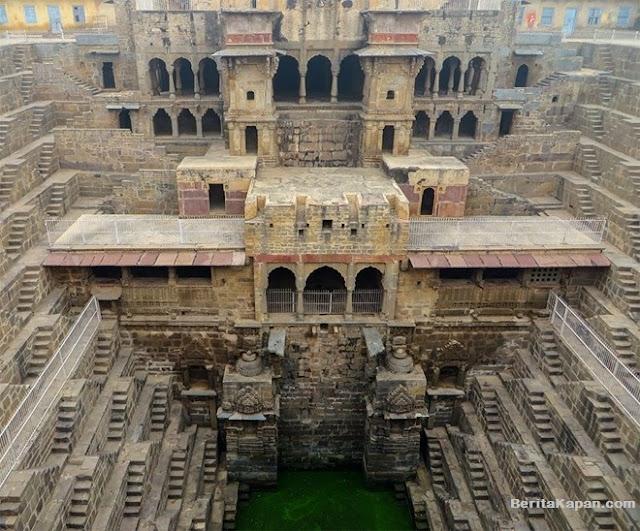Jelajahi Bawah Tanah Yang Indah Di India