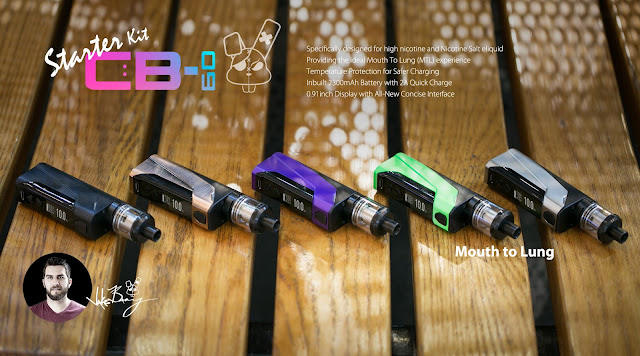 CB-60 full kit vape store