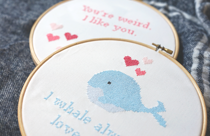 We whale always love you