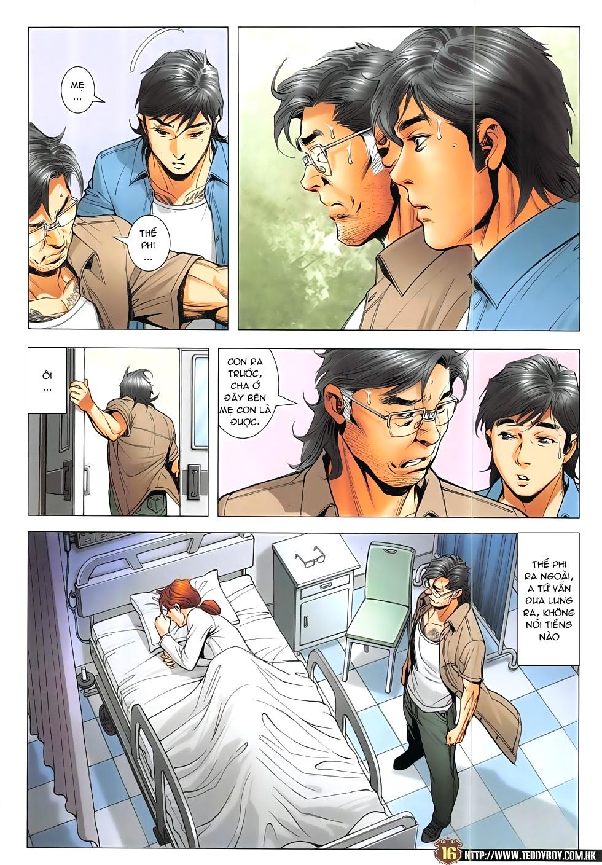 Người Trong Giang Hồ chapter 1863: bầu trời sau chiến thắng trang 15