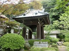 海蔵寺鐘楼
