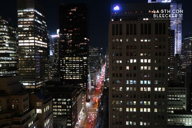 mejores terrazas de Nueva York peninsula hotel