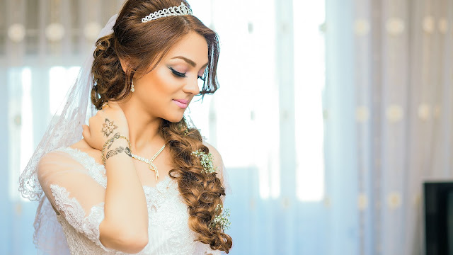 7 Stunning Wedding Hair Styles